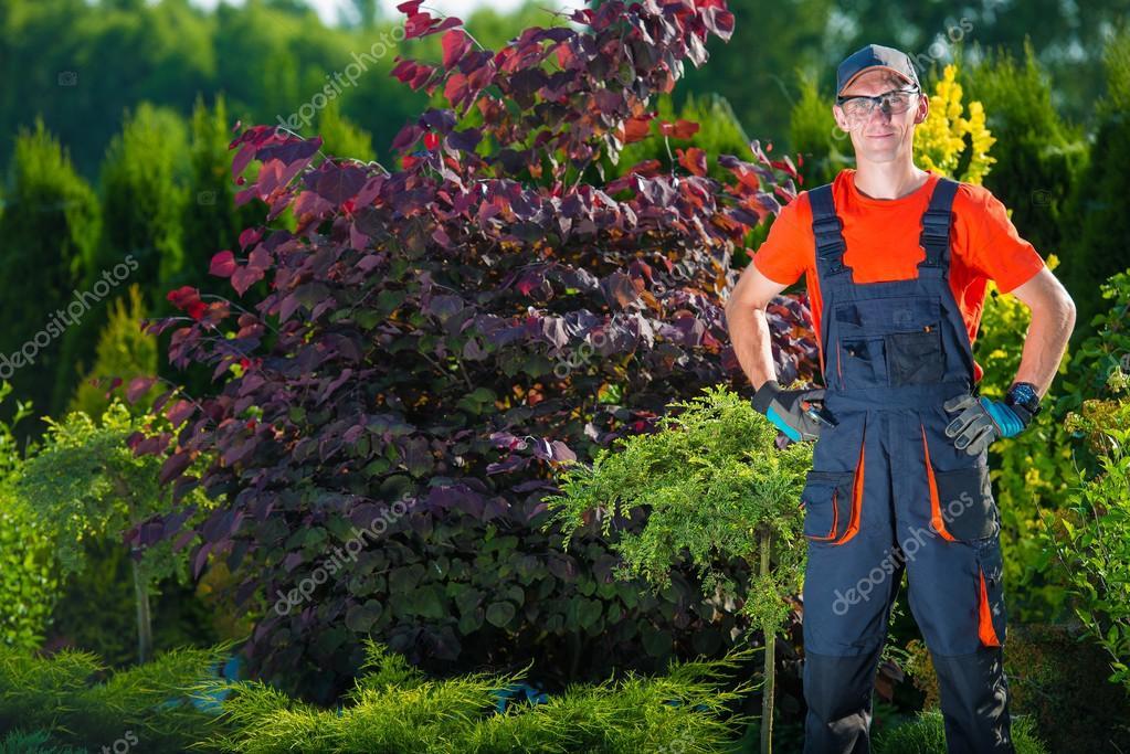 Satisfied Pro Gardener