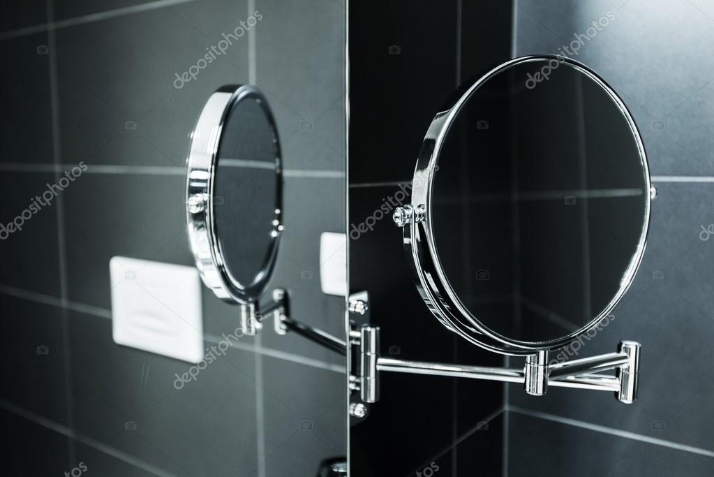 Vergrotende Spiegel Badkamer : Vergrotende spiegel u2014 stockfoto © welcomia #80433784