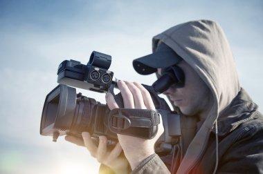 Digital Cinematographer at Work