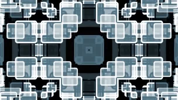 fekete-fehér geometriai alakzatok