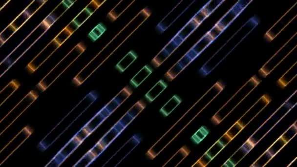 barevné Diagonální pruhy