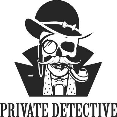private investigator Skull