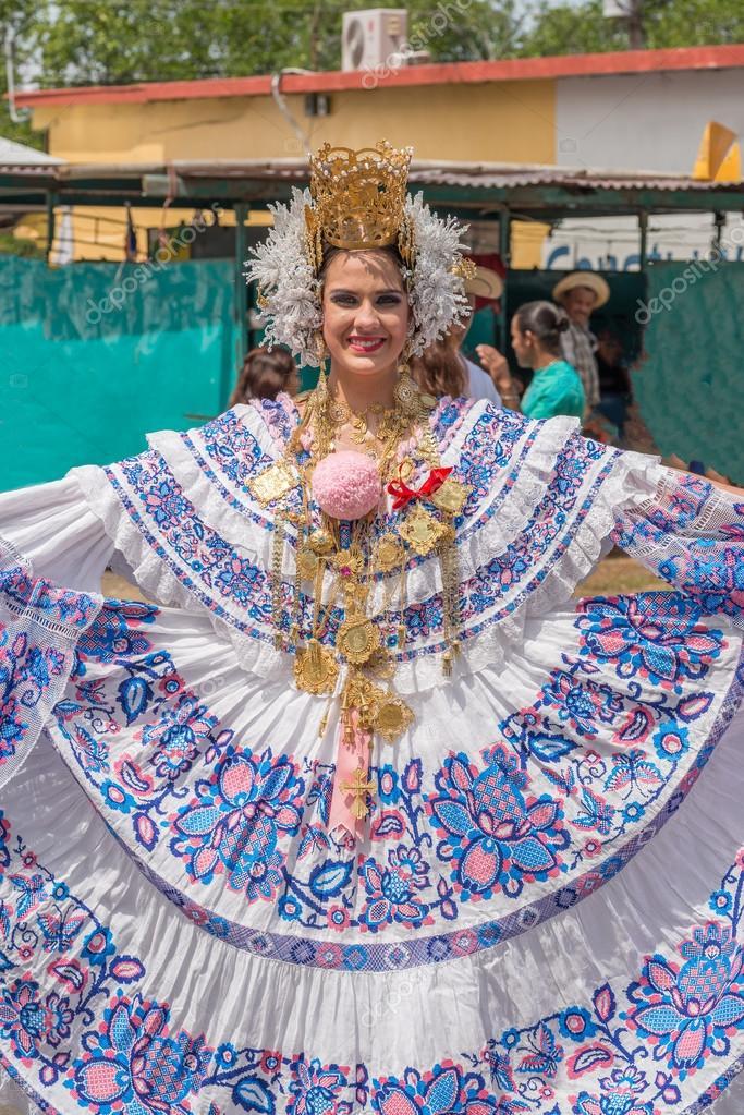 Desfile En La Villa En Panama Foto Editorial De Stock C Mark52