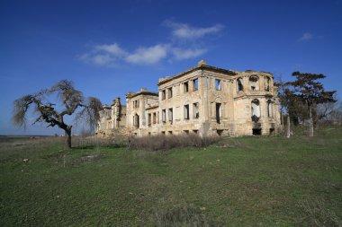The Castle Wolfsschanze  (Wolf's Lair) near Odessa, Ukraine