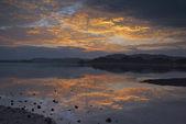 Meer von Nago, Okinawa Prefecture sunrise