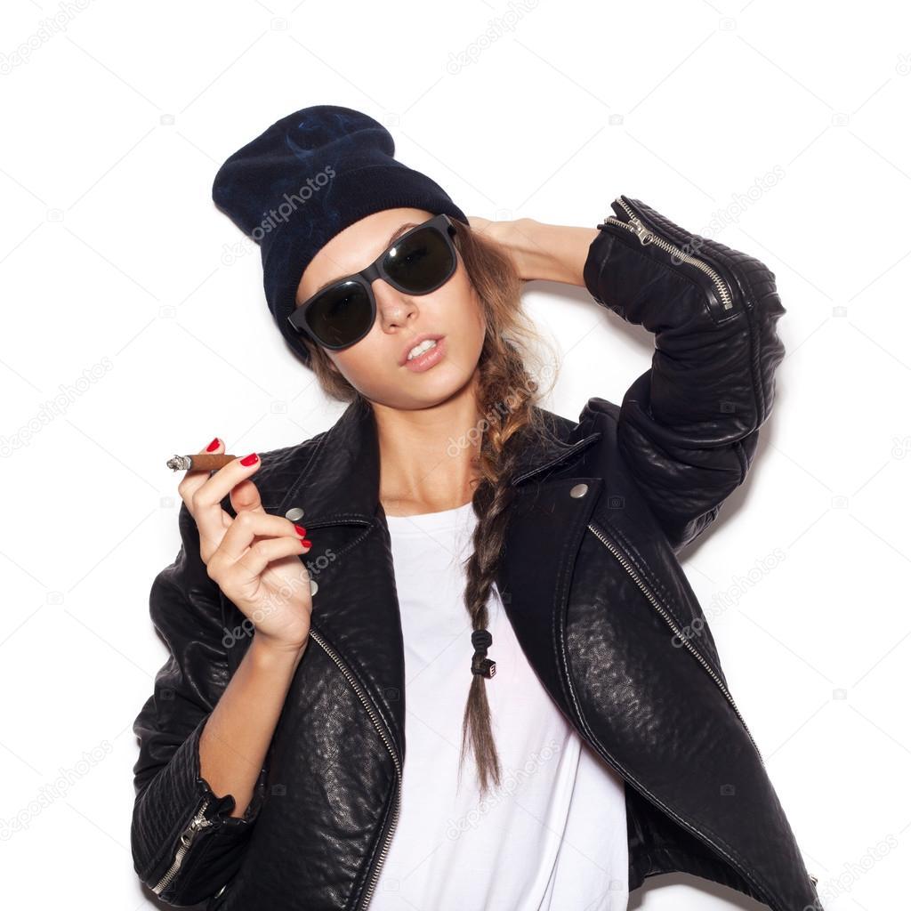 Rauchende frauen unsexy woman