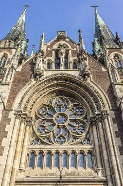 Cathedral of Saints Olga and Elizabeth, Lviv, Ukraine