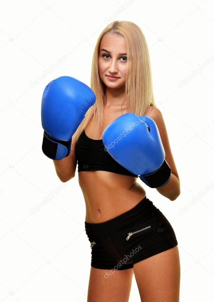 Female Boxing Sexy 114