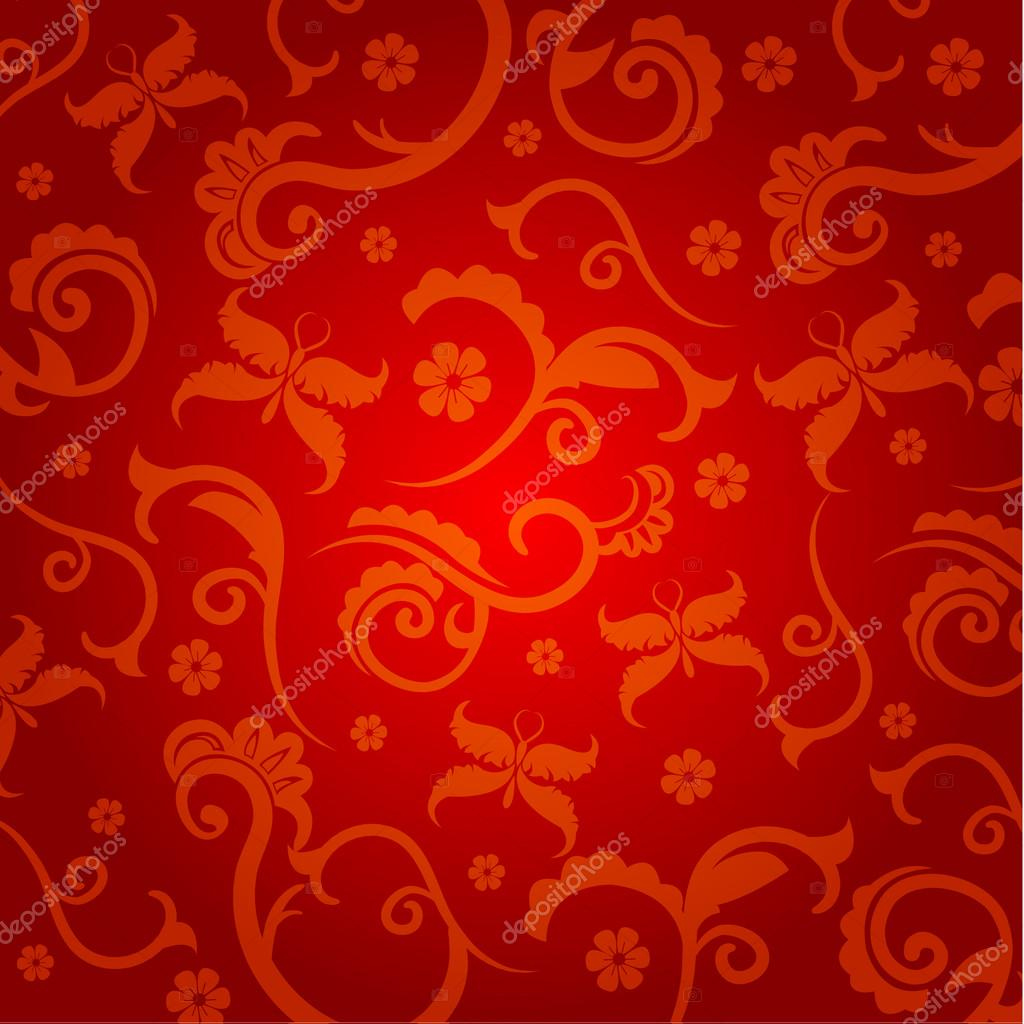 abstract chinese new year background vector design vector by quinky