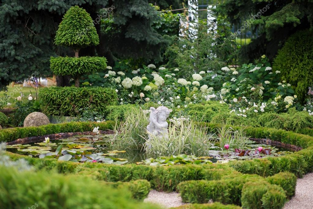 The Idea Of Landscape Design Stock Photo Pasik8 119539334