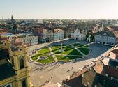 Fotografie Union Square, Timisoara, Romania.