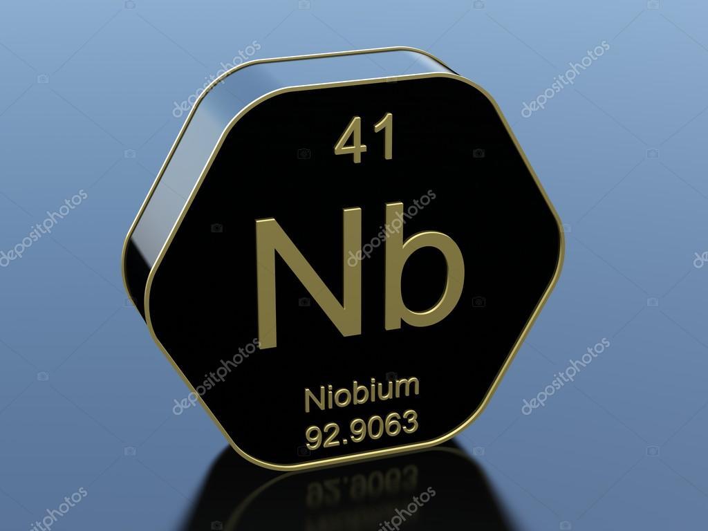 Niobium element symbol stock photo conceptw 116525800 niobium element symbol stock photo biocorpaavc