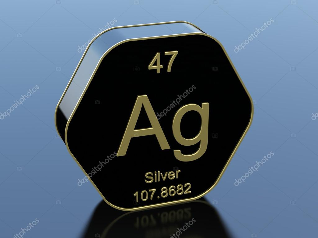 Silver element symbol stock photo conceptw 116525860 silver element symbol stock photo buycottarizona