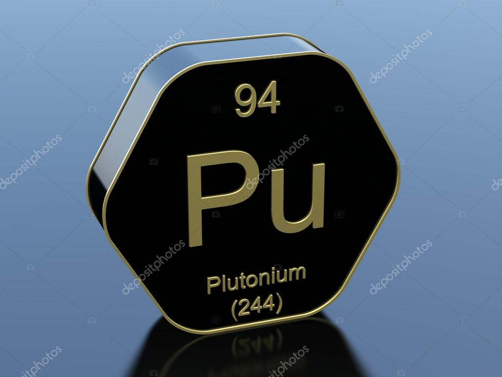 Plutonium element symbol stock photo conceptw 118247862 plutonium element symbol stock photo biocorpaavc Image collections
