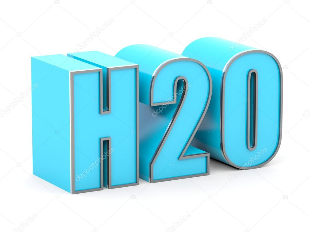 H2o water chemical formula stock photo conceptw 72236411 h2o water chemical formula stock photo buycottarizona Choice Image