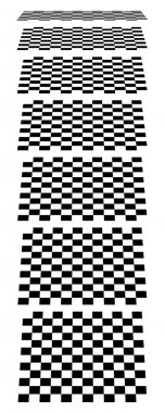 Checkerboards, chessboards set