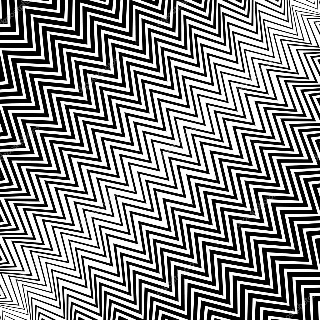 Wavy zigzag lines pattern — Stock Vector © vectorguy #109761058
