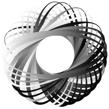 Random circular element.