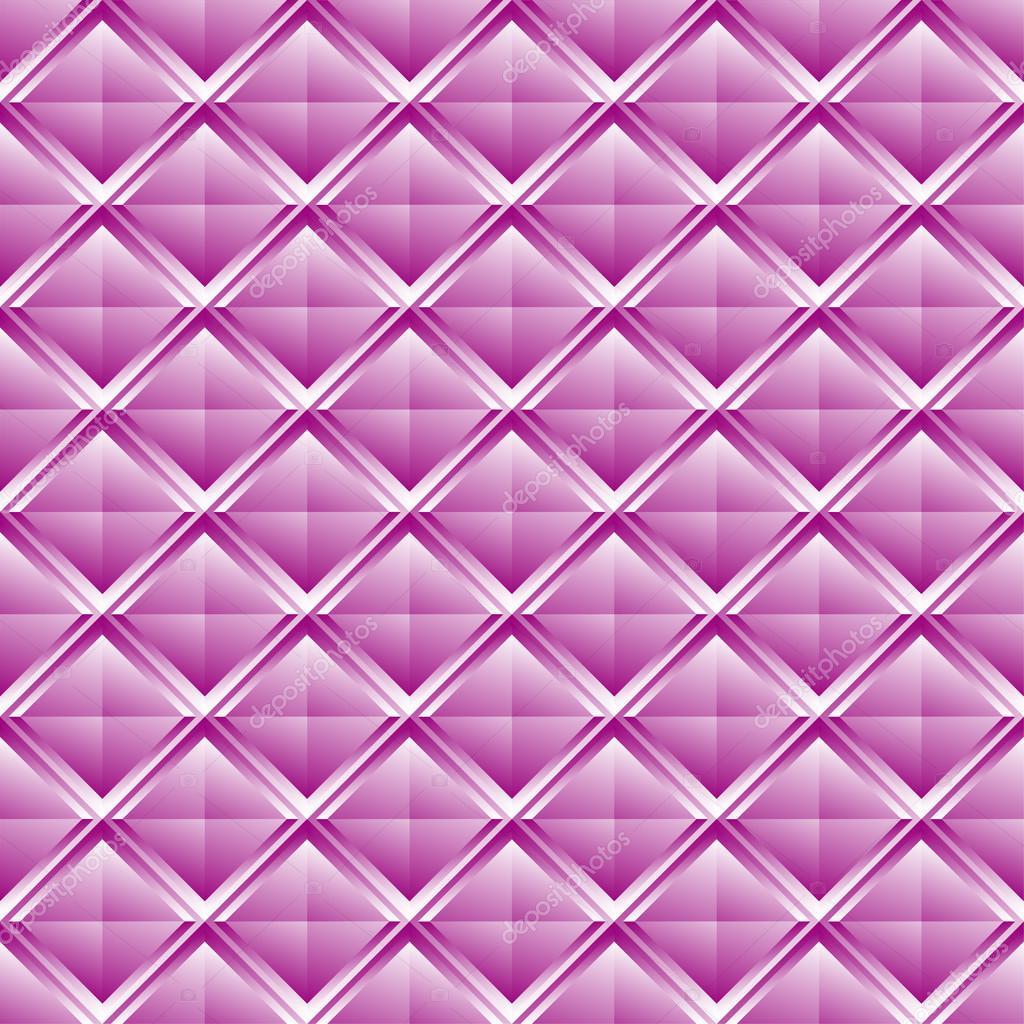 Patrón repetible con el cristal como la estructura — Archivo ...