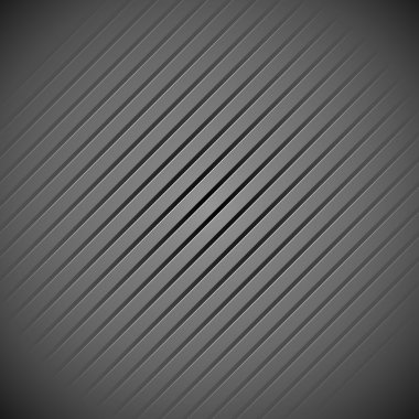 Dark, grey background, pattern with slanting lines