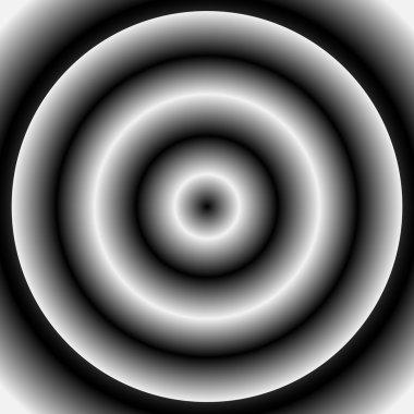 Circle, circular background