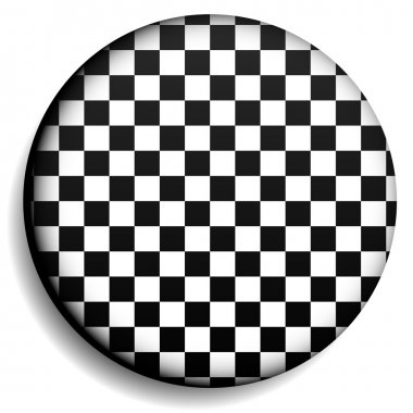 Checkered circle, checkered sphere