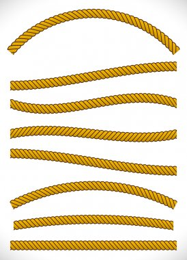 Different ropes set