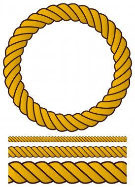 Yellow Ropes set.