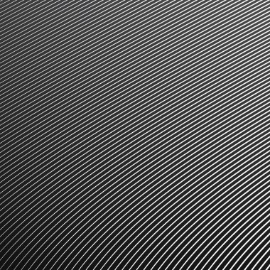 curving lines abstract background