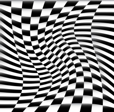 Chequered Pattern  Background