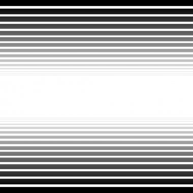 Black and white lines abstract background