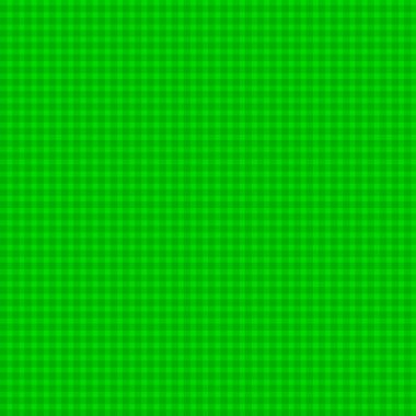 Checkered background in green