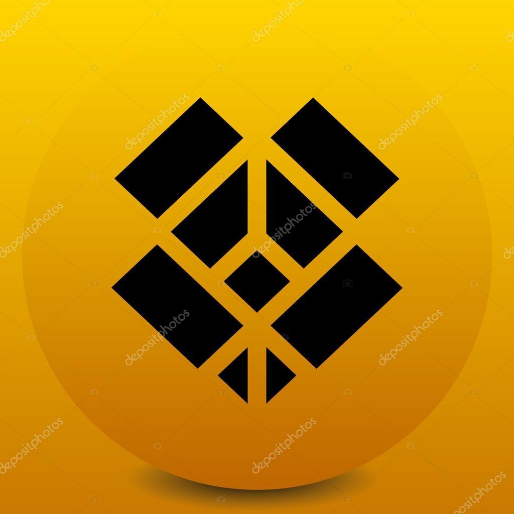 Open Box Symbol Stock Vector Vectorguy 73856837