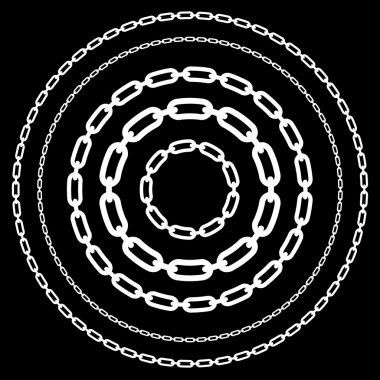 Chains, chain circles