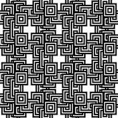 Abstraktní bezešvý geometrický obrazec