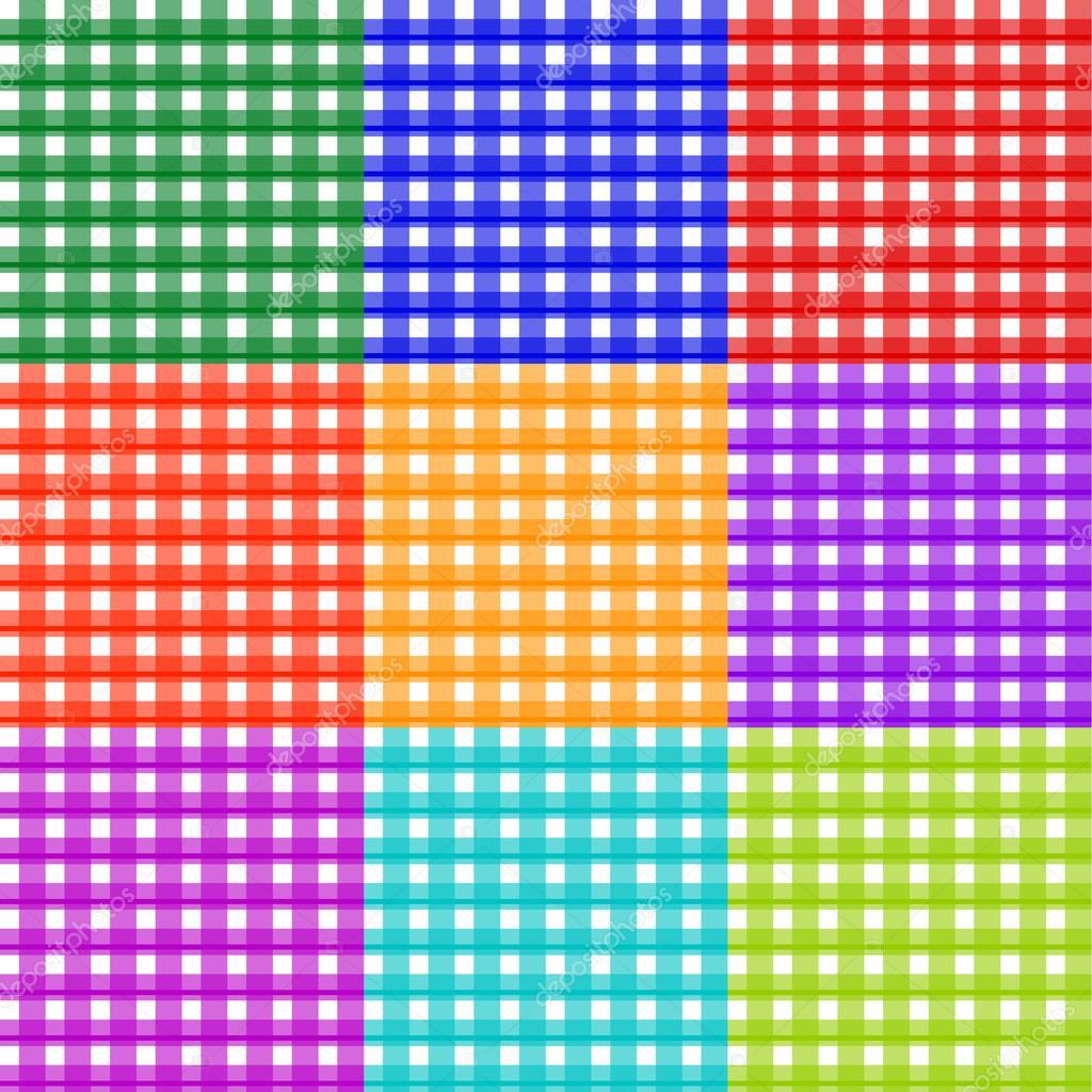 cc7d07154077 modelli astratti a quadretti colorati — Vettoriali Stock © vectorguy ...