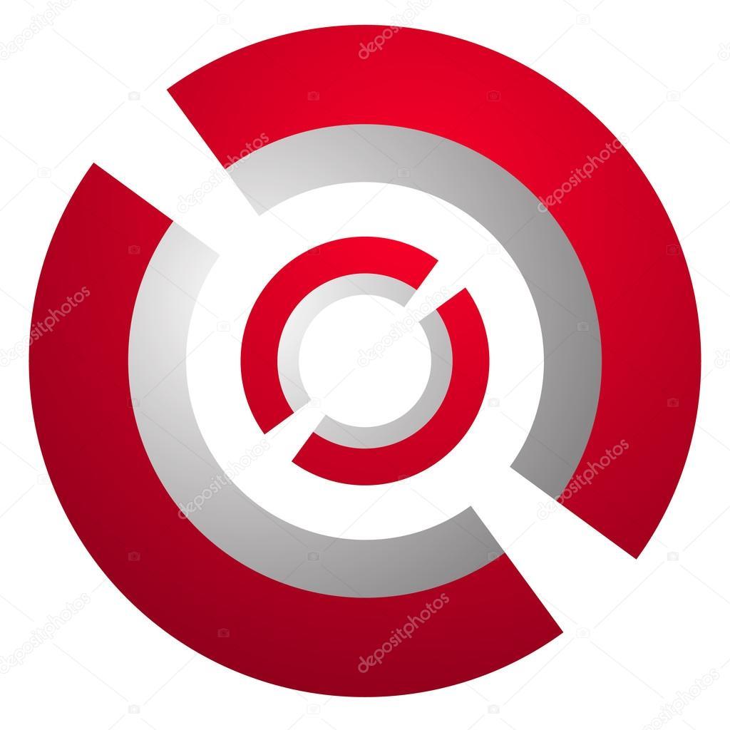 Target aim symbol stock vector vectorguy 90695516 target aim symbol stock vector buycottarizona Image collections