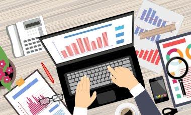 Analysis Market on Computer