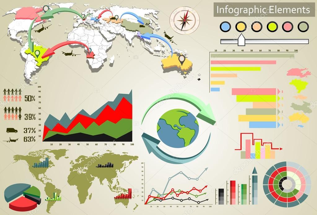 дизайн и информационная графика