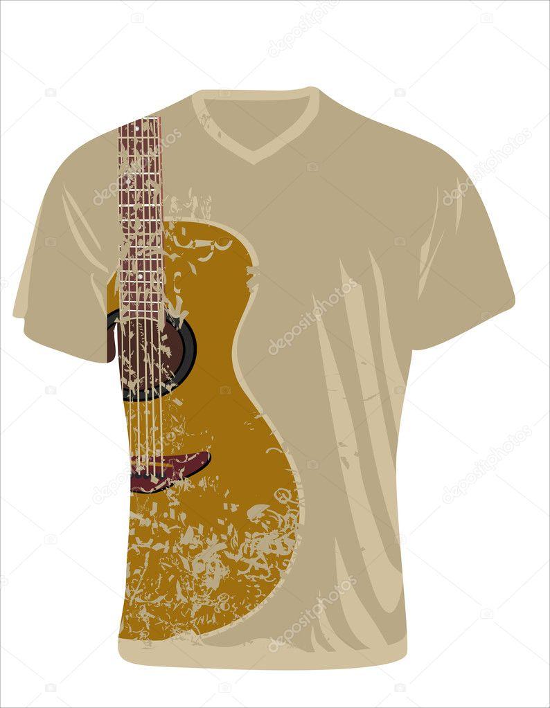 Männer T-shirt-Design-Vorlage — Stockvektor © mitay20 #97447884