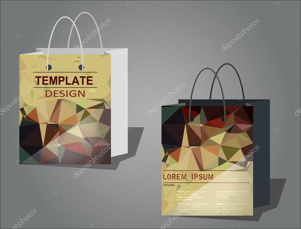 paper bag templates stock vector mitay20 97991800