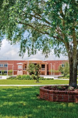 High School in Central Florida