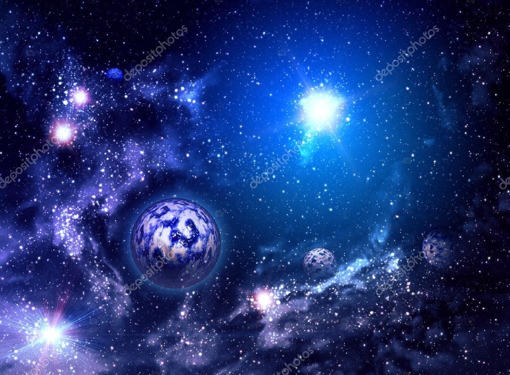 Sfondo universo foto stock artshock 72428785 for Immagini universo gratis