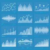 Velké datové statistiky pozadí