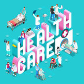 Photo Healthcare 01 Concept Isometric