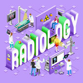 Photo Radiology 01 Concept Isometric