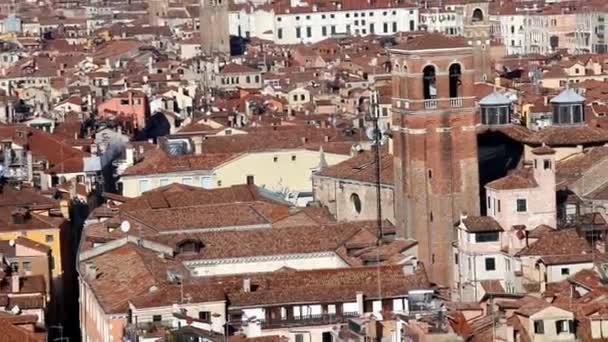 a saint mark belltower a város Velence Olaszország