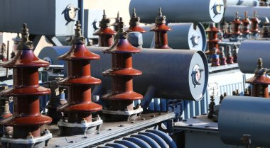 decommissioned transformers of substations