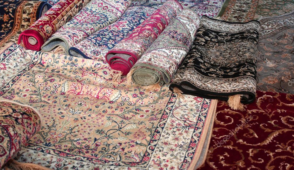 Wełniane Dywany Wykonane Ręcznie Na Bliskim Wschodzie