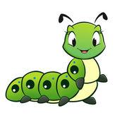 Fotografie Cartoon Caterpillar
